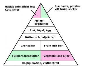 Fakta om kost och hälsa